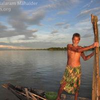 Fisherman, Matian haor, Sunamganj