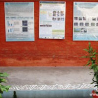 Poster of Research work of BAU FF