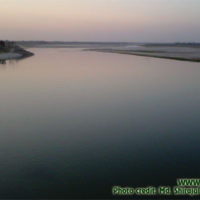 Dharla river at Kurigram