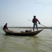 বিল কুমারী: মাছ ধরতে যাওয়া