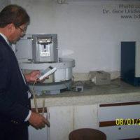 Fish Disease Lab, Department of Aquaculture, FF, BAU
