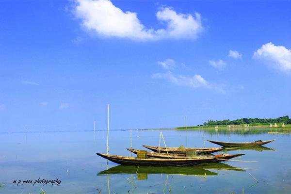 Beauty of Halti beel, Natore (হালতি বিলের সৌন্দর্য্য)